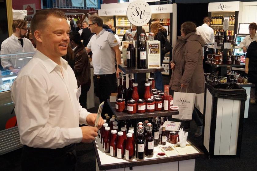 Evenstorps har utvecklat produkter från t.ex. hallon till de mest lysande produkter!
