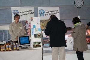 Kaprifolkött erbjöd naturbeteskött från Bohuslän och Dalsland.