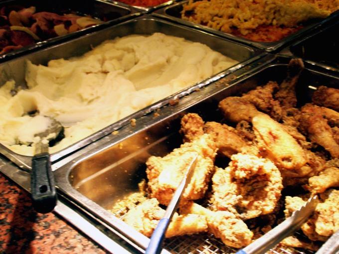 Soul food - en del av det amerikanska köket.