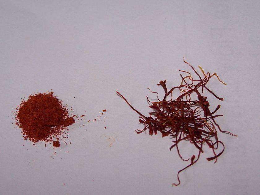 Safraan-spice