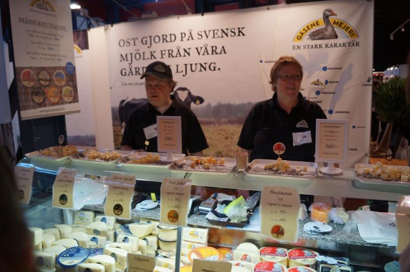 Gäsene ost