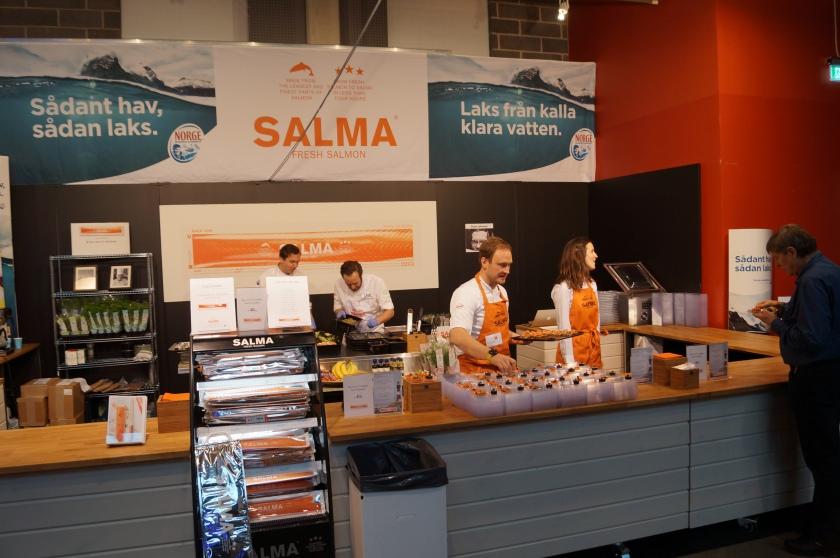 Salma Lax