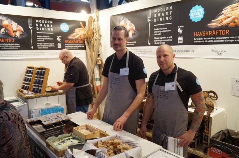 Västsvenska skaldjur