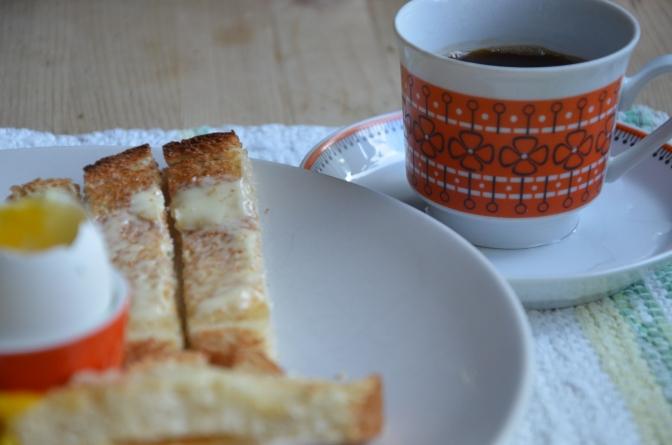 Frukost…