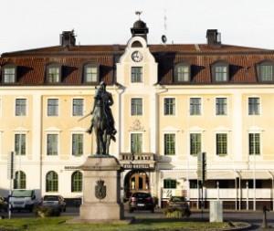 Eksjö Stadshotell är anrikt och varsamt renoverat - perfekt för en lyxig weekend!