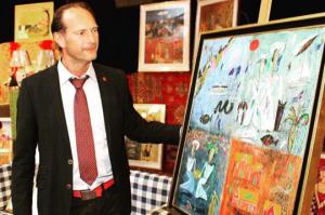 Auktioner är härliga tillställningar! (Foto: Svenska Auktionsbyrån)