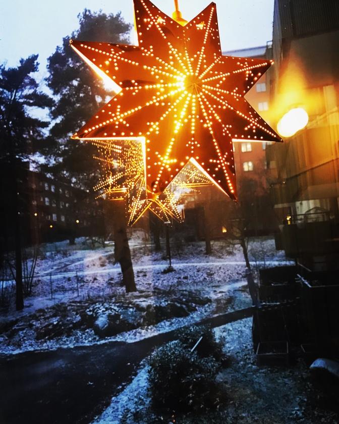 Snart är det jul…