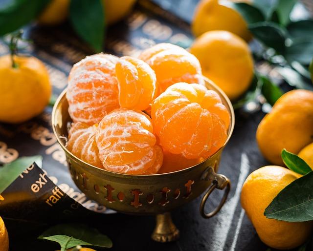 Citrus i maten: Tofu och klementin passar bättre ihop än man kan tro!