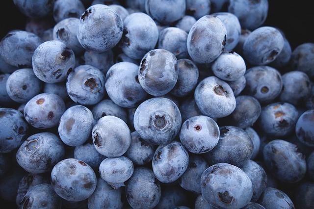 Finfina frukosten: Blåbärssmoothie