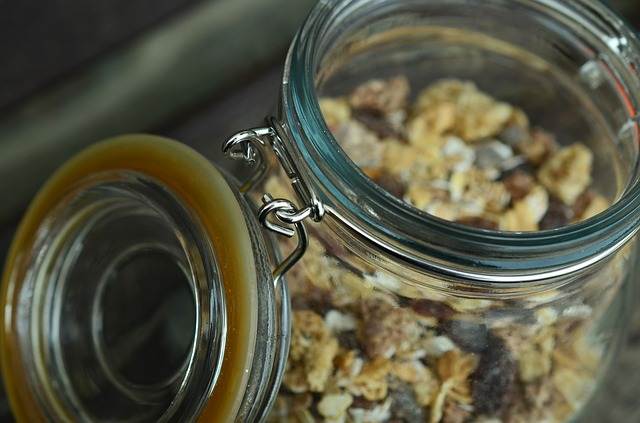 Finfina frukosten: Hemgjord müsli