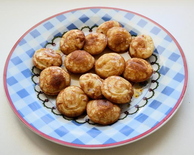 Finfina frukosten: Krabbelurer