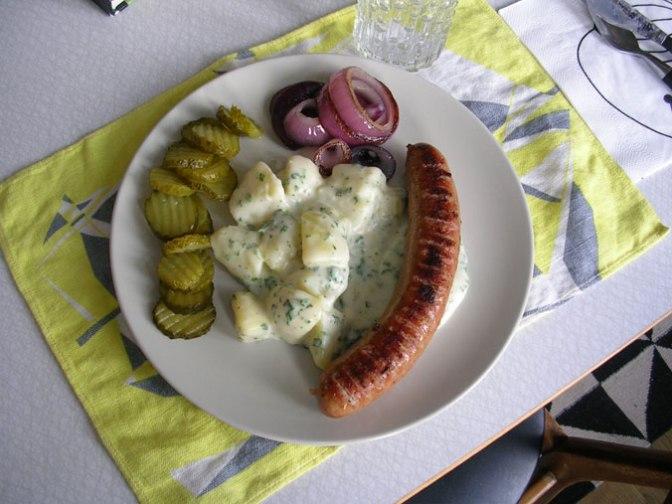 Husmanskost: Isterband med skånsk potatis
